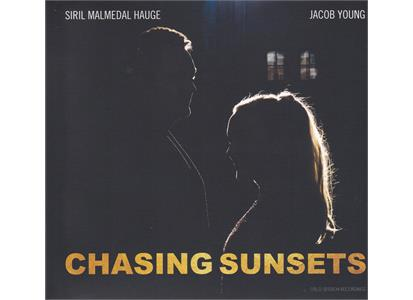OSR008LP Oslo Session Recordings  Siril Malmedal Hauge / Jacob Young Chasing Sunsets (LP)